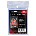 Sleeves Standard x100  Stor Safe - Clear