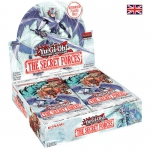 Boite de 24 Boosters Yu-Gi-Oh! The Secret Forces