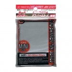 Sleeves Small x50  Card Barrier - Silver