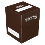Deck Box  Marron