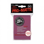 Sleeves  PRO MATTE - Non Glare - Blackberry