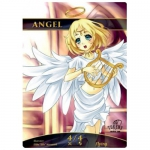 Magic The Gathering Token - Angel