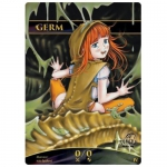 Magic The Gathering Token - Germ