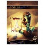 Magic The Gathering Token - Goblin