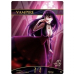 Magic The Gathering Token - Vampire