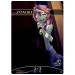 Magic The Gathering Token - Zombie
