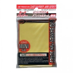 Sleeves Small x50  Card Barrier - Gold