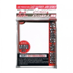 Sleeves Small x50  Card Barrier - Mini Pearl White