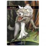 Magic The Gathering Token - Voja
