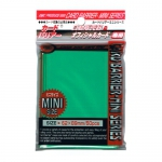 Sleeves  Card Barrier - Green