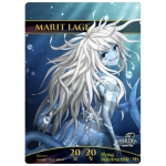 Magic The Gathering Token - Marit Lage