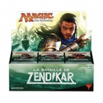 Boite de 36 Boosters Magic The Gathering La Bataille de Zendikar