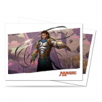 Sleeves Magic The Gathering Battle For Zendikar / Bataille de Zendikar - Gidéon