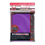 Sleeves  Card Barrier - Purple