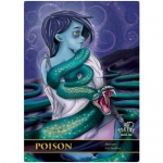 Magic The Gathering Token - Poison Counter