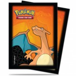 Sleeves Standard x65 Pokemon Dracaufeu