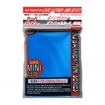 Sleeves  Card Barrier - Metallic Blue