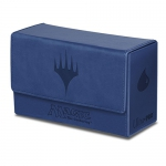 Deck Box Magic The Gathering Mana Bleu