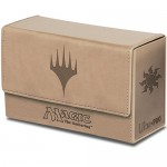 Deck Box Magic The Gathering Mana Blanc