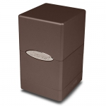 Deck Box  Satin Tower - Dark Chocolate Metallic
