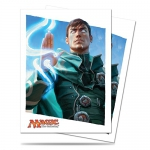 Sleeves Magic The Gathering Oath of the Gatewatch / Le Serment des Sentinelles - Serment de Jace