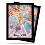 Sleeves Force of Will TCG Alice, Reine Des Fées