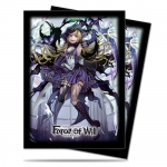 Sleeves Force of Will TCG Sombre Alice, Demoiselle Du Massacre
