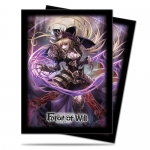Sleeves Force of Will TCG Dark Faria, Ombre Princesse d'Ébène