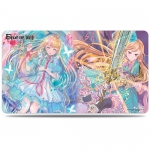 Tapis de Jeu Force of Will TCG Double Faces - Alice, Fille Du Lac & Alice, Reine Des Fées