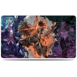 Tapis de Jeu Force of Will TCG 60x35cm - Dark Rezzard / Dark Arla / Dark Melgis