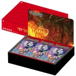 Boite de 36 Boosters Force of Will TCG  A4 - La Bataille D'attoractia