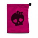 Dés  20cm x 16cm - Dice Bag - Skull Girl