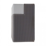 Deck Box  M2 - Dark Silver & Light Silver