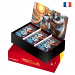 Boite de 36 Boosters Force of Will TCG L1 - La Malédiction Du Cercueil De Glace
