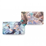 Play Mat Force of Will TCG  Shion A3 - Double Side