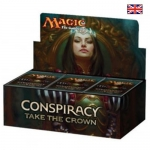 Boite de 36 Boosters Magic The Gathering Conspiracy : Take the Crown