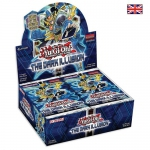 Boite de 24 Boosters Yu-Gi-Oh! The Dark Illusion