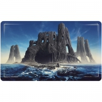 Play Mat  Farway Island - John Avon Art