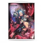 Wall Scroll Force of Will TCG Pricia, la Reine des bêtes