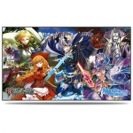 Tapis de Jeu Force of Will TCG 60x35cm - La Malédiction Du Cercueil De Glace