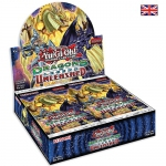 "Boite de 24 Boosters Yu-Gi-Oh! Dragons Of Legend 3 ""Unleashed"""