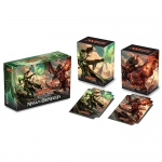Dual Deck Box Magic The Gathering Nissa VS Ob Nixilis
