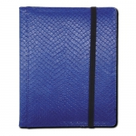 Binder 4 Cases  Dragonhide - Bleu