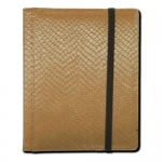 Binder & Portfolio  Binder - Dragonhide - Or