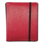 Binder 4 Cases  Dragonhide - Rouge