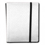 Binder 4 Cases  Dragonhide - Blanc