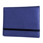 Binder 8 Cases  Dragonhide - Bleu