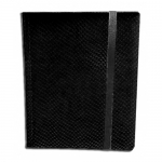Binder 9 Cases  Dragonhide - Noir