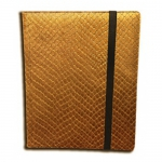 Binder 9 Cases  Dragonhide - Or