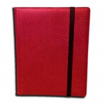 Binder 9 Cases  Dragonhide - Rouge